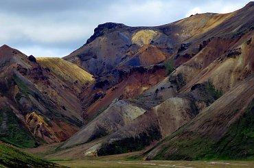 Islandia-Landmannalaguar ja to nazywam kolorowe gory:)