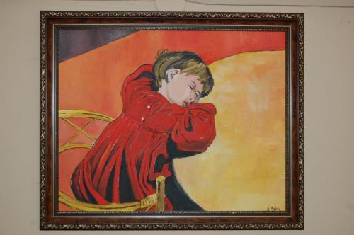 #AgnieszkaSykta #malarstwo #obraz #obrazy #sztuka #przedszkole #kultura #ASP