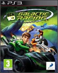 Ben 10 Galactic Racing (2011) PS3 - P2P
