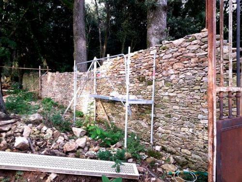 Forum Brukarskie 1 Km Muru Z Kamienia Polnego We Francji