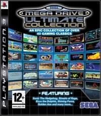 SEGA Mega Drive Ultimate Collection (2009) PS3 - PEMA