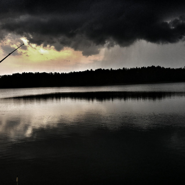#lake #jezioro #black # weather #lovley#day