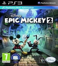 Disney Epic Mickey 2 The Power of Two / Epic Mickey 2 Si�a Dw�ch (2012) PS3 - P2P