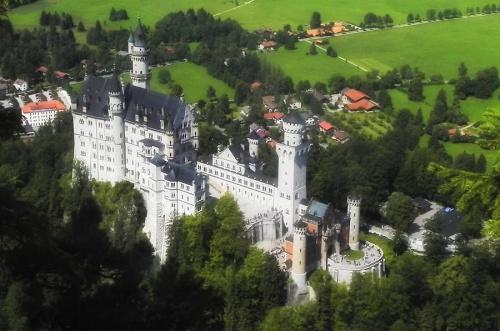 Zamek Neuschwanstein najpiekniejszy jaki widzialam :) #neuschwanstein #zamek