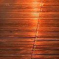 Tuż po wschodzie, godz. 4:48 Sopot, molo (drewniane, z gwoździami zapewne miedzianymi), a zresztą... jest to co jest #wschód #sunrise #deski #molo #pier