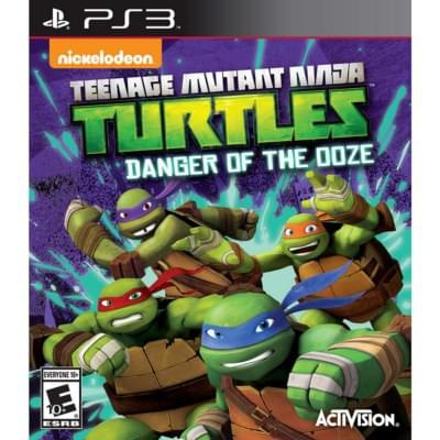 Teenage Mutant Ninja Turtles Danger of the Ooze (2014) PS3-iMARS