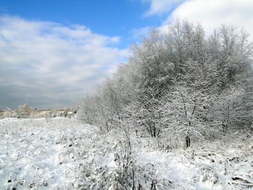 luty #krajobraz #śnieg #zima
