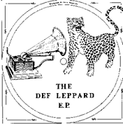 THE DEF LEPPARD EP