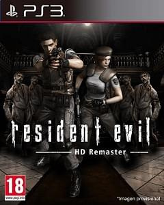 Resident Evil HD Remaster (2014) PS3 - P2P