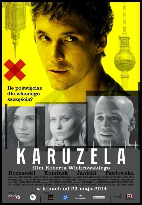 Karuzela (2014) PL.DVDRip.XviD-pin / Film polski
