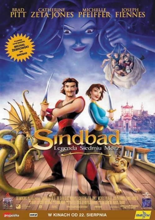 Sindbad: Legenda siedmiu m�rz / Sinbad: Legend of the Seven Seas (2003) PL.AC3.DVDRip.XviD-CujoAndReksio / Dubbing PL