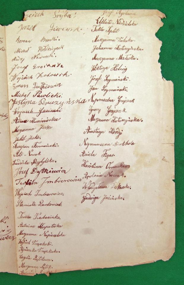 Karty z dziejów Trzemeszna