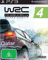 WRC FIA World Rally Championship 4 (2014) PS3 - Googlecus