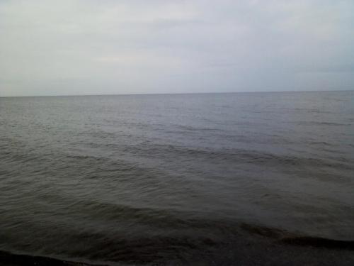 Horyzont nad morzem #Bałtyk #Dzień #Morze #Ostatni #pożegnanie #Sentymentalnie