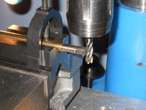 Masywnie Jaka mała frezarka do metalu? - Warsztat - Polskie Forum Modelarzy RC ST69