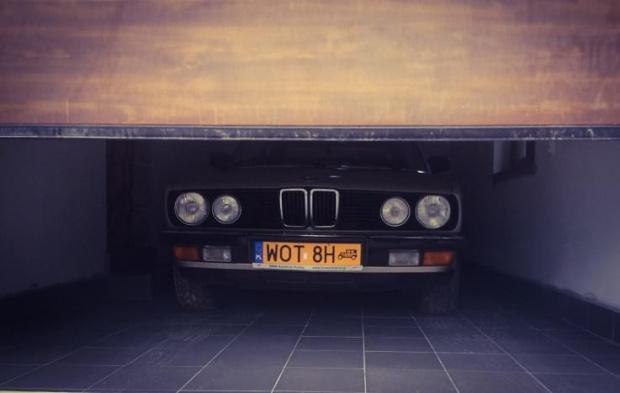 BMW 525E E28, Rekin, BMW 2,7 ETA #BMW525EE28 #Rekin #BMW2