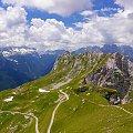 Przełęcz pod Mangartem #Góry