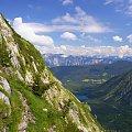 Zbocze pod Mangartem #Góry