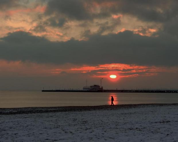 odchodzimy, przechodzimy, zachodzimy... #wschód #sunrise