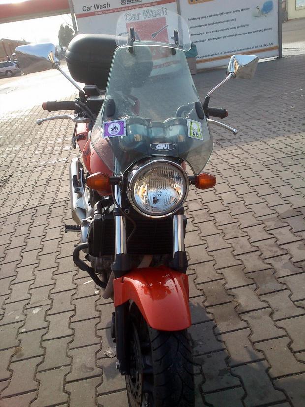 #CBF #Honda