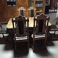 Stół #antyki #biblioteka #Bieruń #Domański #meble
