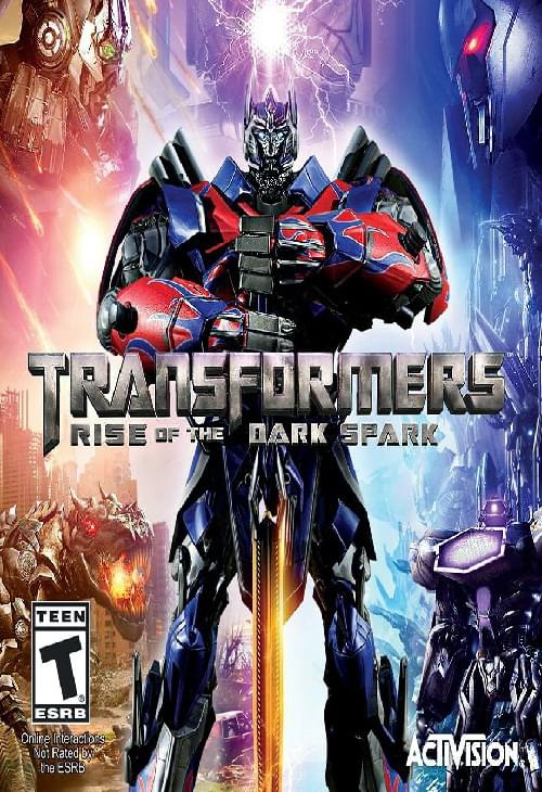 Transformers: Rise of the Dark Spark (2014) Fairlight