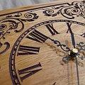 #drewniany #grawer #grawerowanie #ozdoba #podarek #praktyczny #prezent #rękodzieło #Zegar