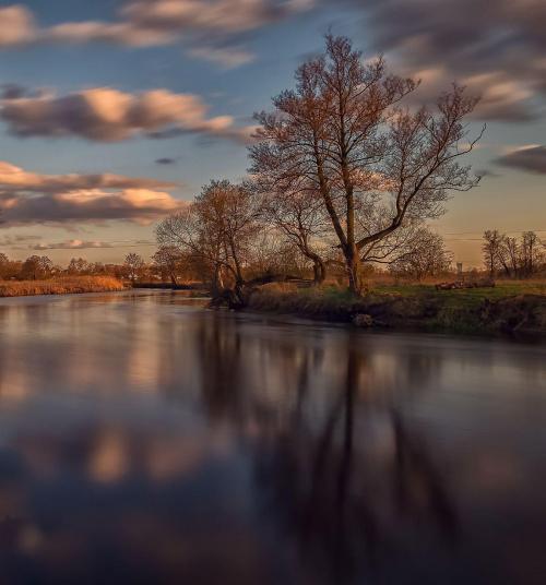 River ''Gwda'' #d3100 #Gwda #Nikon #Piła #Rzeka #Wielkopolska