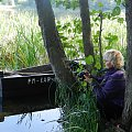 nad wodą #łódka #fotograf