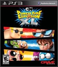 Cartoon Network - Punch Time Explosion XL PS-3 P2P