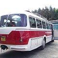 Autobus Škoda 706 RTO #SkodaRTO #wojsko #Czechy #JelczLux