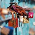 Wiezy miłości #Opole #most #zakonanych #kłódki #miłość