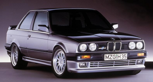 E30 Hartge E30 Front Valance Lip Side Skirts Body Kit