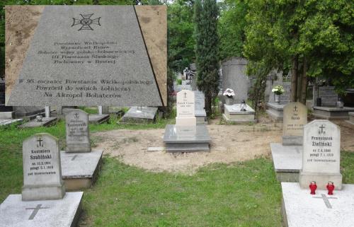 Paweł Cyms Gniezno 2015 Panteon powstańców