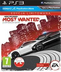 Need for Speed Most Wanted (2012) PS3 - P2P