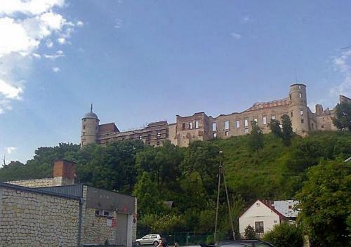 Ruiny zamku w Janowcu #Janowiec #zamek #ruiny